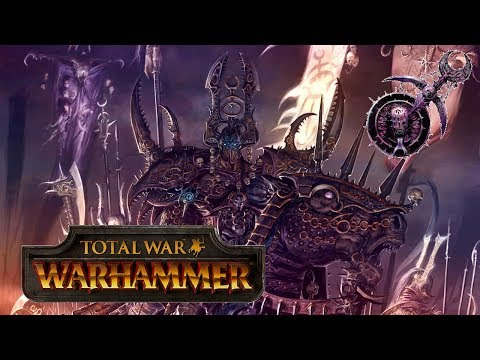Slaneesh vs The Empire - Imperial Crusade Into The Wastes  | Total War: Warhammer