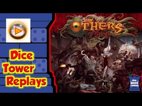 Dice Tower Replays: The Others