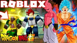 ROBLOX ! DB SUPER - LUTA CONTRA EVIL MAJIN BOO E LOJA ! - Dragon Ball Z Final Stand