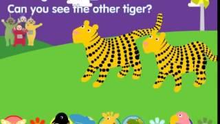 Телепузики и животные серия 1 детская игра онлайн