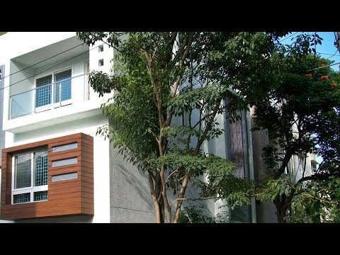 Tree Hugging Corner Villa for Sale at HSR Layout Bengaluru