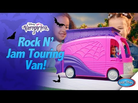 Take the Stage with Vampirina and the Rock 'n Jam Touring Van! | A Toy Insider Play by Play