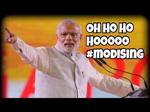 Oh Ho Ho Ho feat Kejriwal Modi & Hillary Clinton | Tare gin gin yaad jo teri | Funny tubes