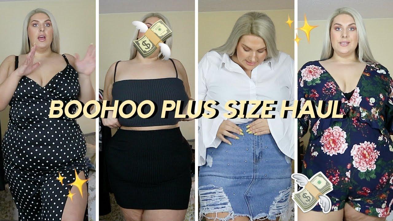 Boohoo Plus Size Haul | Spring/Summer Slay & Casual Wear