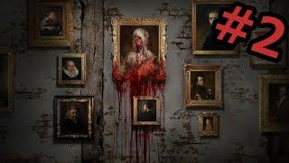 ホラーゲーム - 狂気に囚われた画家の精神世界で・・・ - Layers of Fear 実況プレイ - Part2 thumbnail