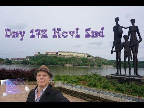 Eurotrip Vlog #7 Serbia (Novi Sad)