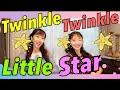 Twinkle Twinkle Little Star in Korean w. English Lyrics: Learn Basic Korean with K. Children Songs!