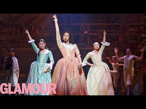 Watch the Women of Hamilton Perform Quotes About Feminism