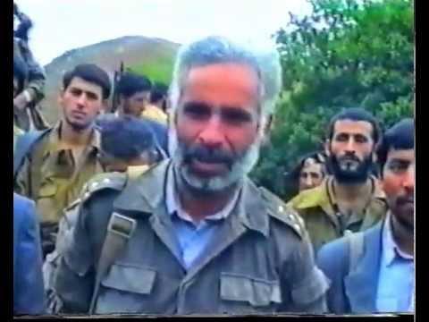 Lacin, Kelbecer 1992 (Tahir Qarayevin şəxsi arxivindən).