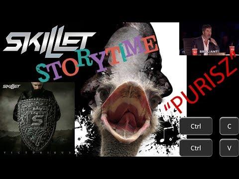 IDECICÁLJUK JÉZUST? | Skillet - Victorious (2019)