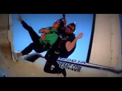 skydive Eliana Castillo