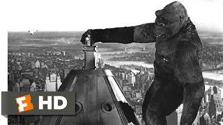 King Kong (1933) - Beauty Killed the Beast Scene (10/10) | Movieclips