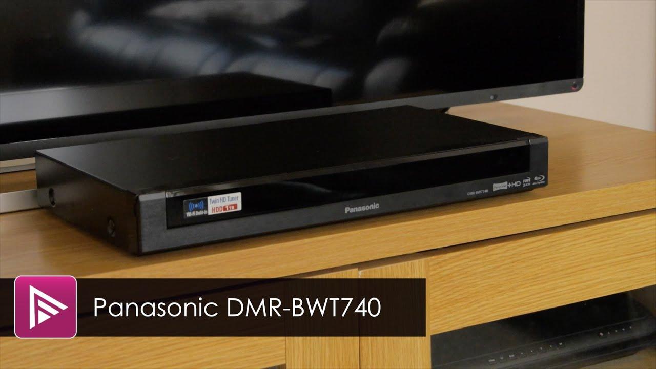 PANASONIC DMR-BCT74 RECORDER DRIVER