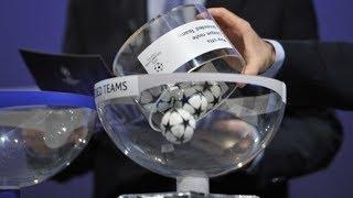 LIVE UEFA CHAMPIONS LEAGUE SEMI FINAL DRAW 2018
