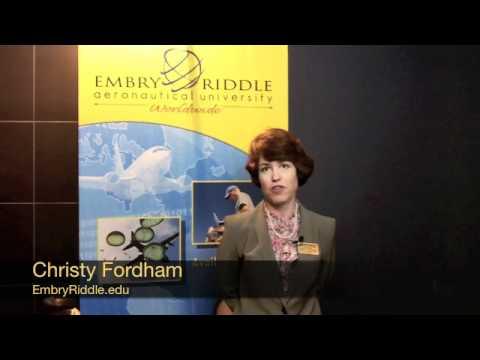 Embry-Riddle Aeronautical University at the OSBO Technology Business Expo - Huntsville, AL