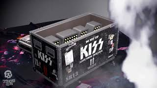 "KISS Alive! Road Case - KnuckleBonz ""On Tour"" Collectible"