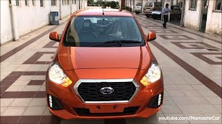 Datsun Go T(O) 2018 | Real-life review