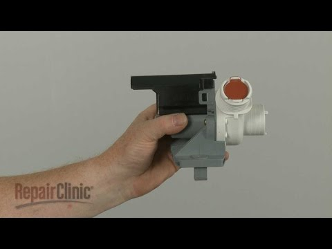 Electrolux Washer Drain Pump Replacement #137240800