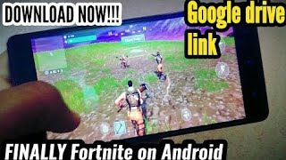 Fortnite Android Google Drive Link Or TapTap Link Download Now