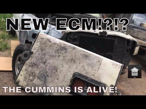 WILL THE CUMMINS START??!!