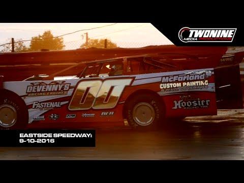 Eastside Speedway : (9-10-2016)