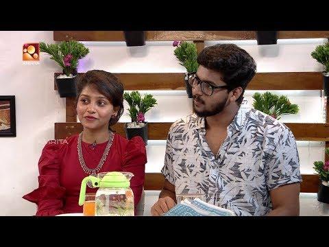 Annie's Kitchen    Chicken Roasted Kuruma Curry   Faizal & Shikha   #AmritaTV