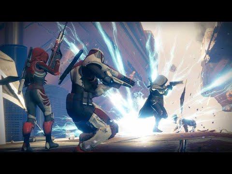 Destiny 2 Inverted Spire Strike PC Gameplay (4K 60FPS)  - Gamescom 2017