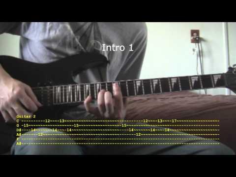Failure by Breaking Benjamin Guitar Tutorial