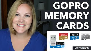 GoPro Memory Cards – Are You Up To Speed?