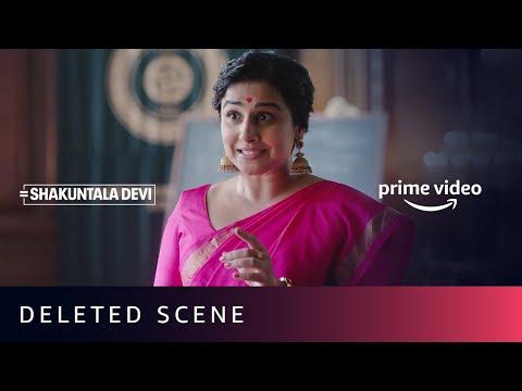 deleted-scene---the-interview-|-shakuntala-devi-|-vidya-balan-|-amazon-prime-video