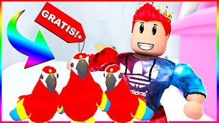 HOW TO HAVE THE NEW LORO *WITHOUT ROBUX* ADOPT ME ROBLOX★