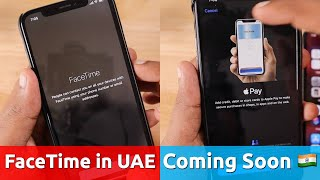FaceTime now Works in UAE & ApplePay Coming Soon to India (தமிழில்)