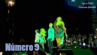 Top 10 RBD Canciones Bailables