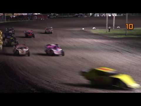 Boone Speedway 5/28/16 Sport Mod Feature