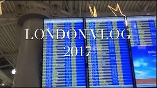 London Vlog 2017 (Oxford, Stratford, Bicester Village, Windsor Village etc.) Flashing Diaries