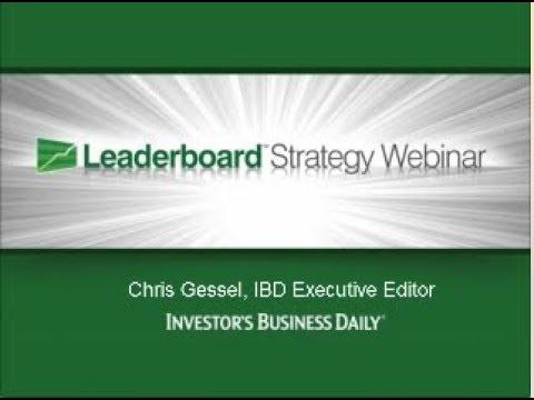 Leaderboard Strategy Webinar