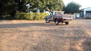 caminhonete f1000 89 reformada campos de holambra h 2 com carroceria