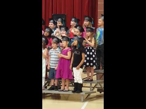 Ilalko elementary school kindergarten graduation 2016