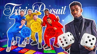 SIDEMEN $50,000 TRIVIAL PURSUIT IN REAL LIFE!