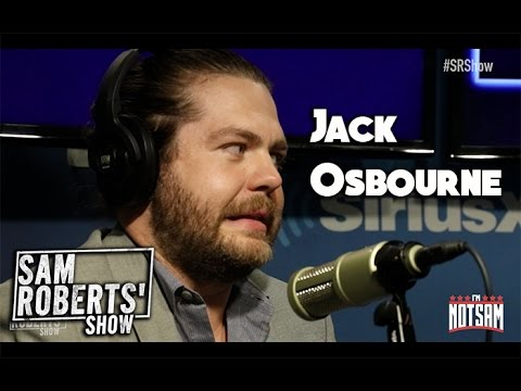 Jack Osbourne - Ozzy & Sharon Problems, Returning to the Alamo, having a family, etc- #SRShow