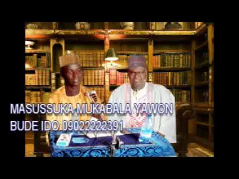 Download Sheikh Yahya Masussuka mukabala Yawon bude ido