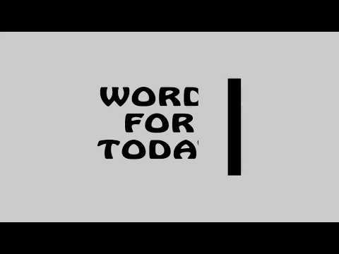 Pray without siezing -TWR-Devotion
