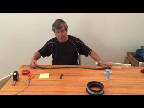 How To Make Trolling Line For Fishing By Jan Cluistra