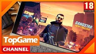 [Topgame] Top 10 game xã hội đen giống GTA đến ngỡ ngàng | Android-IOS