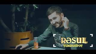 Resul Abbasov ft.Xanim - Etiraf (rap) (2018)