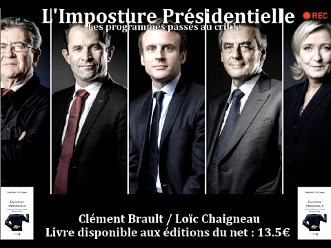 #F8 L'Imposture Présidentielle : les programmes passés au crible !
