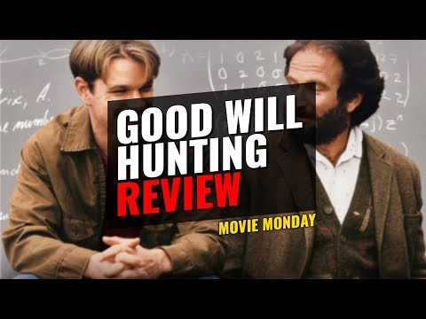 Good Will Hunting - REVIEW - [Movie Monday]