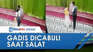 Kronologi Bocah Dicabuli Pria saat Salat di Masjid Wilayah Pangkal Pinang, Polisi Kejar Pelaku