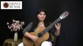 Harmonics Part 1: Natural - Strings By Mail Lessonettes | Gohar Vardanyan