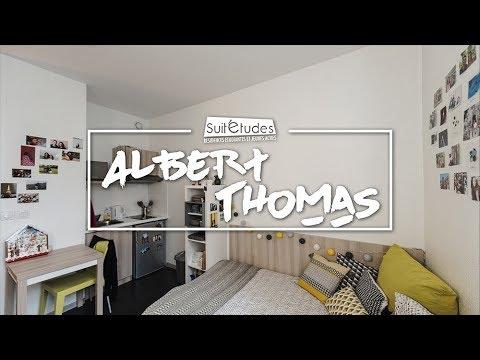 Résidence Etudiante Suitétudes Albert Thomas Lyon